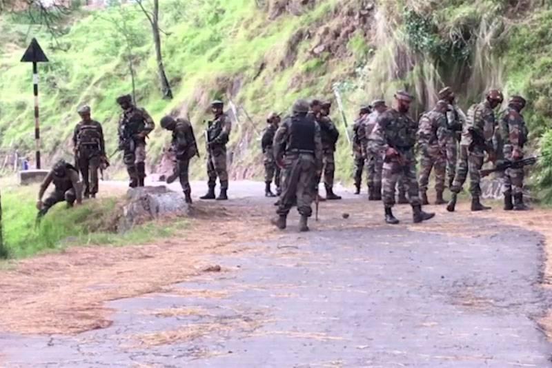 Военные Индии и Пакистана применили миномёты и артиллерию на границе двух стран