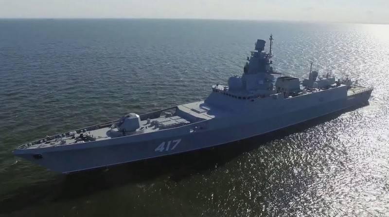 Troop ships of the Northern fleet arrived in Ecuador