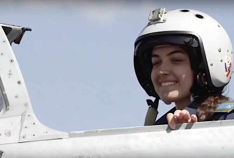 Women could become fighter pilots of the Russian space forces