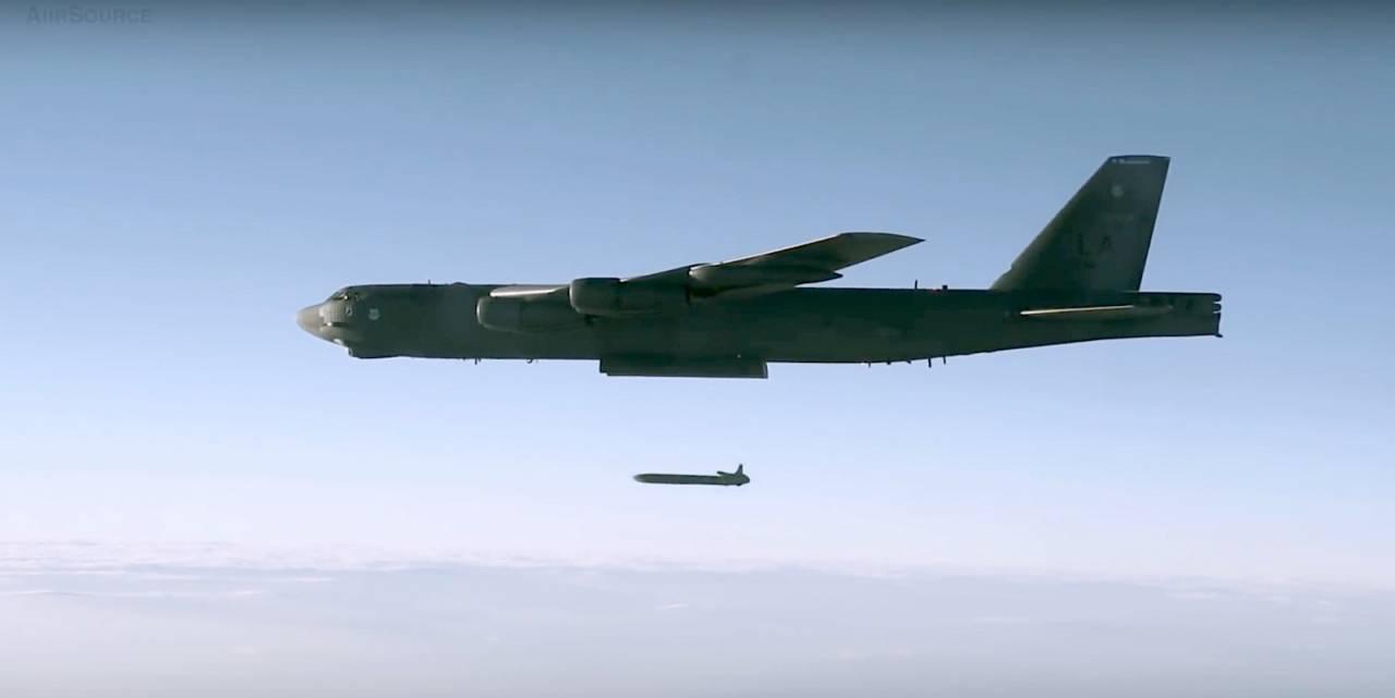 США испытали прототип гиперзвуковой ракеты для бомбардировщика B-52