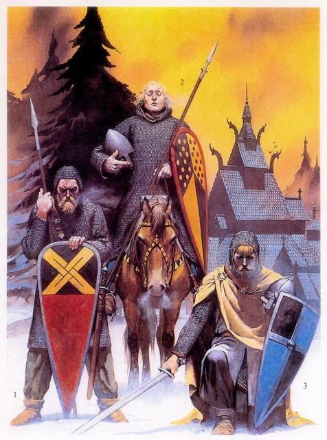 Scandinavian knighthood 1050-1350
