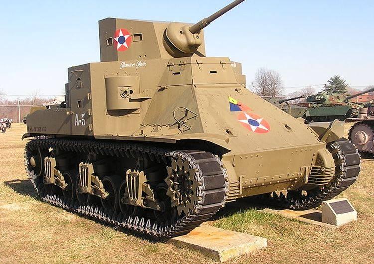 Medium and heavy US tanks in the interwar period
