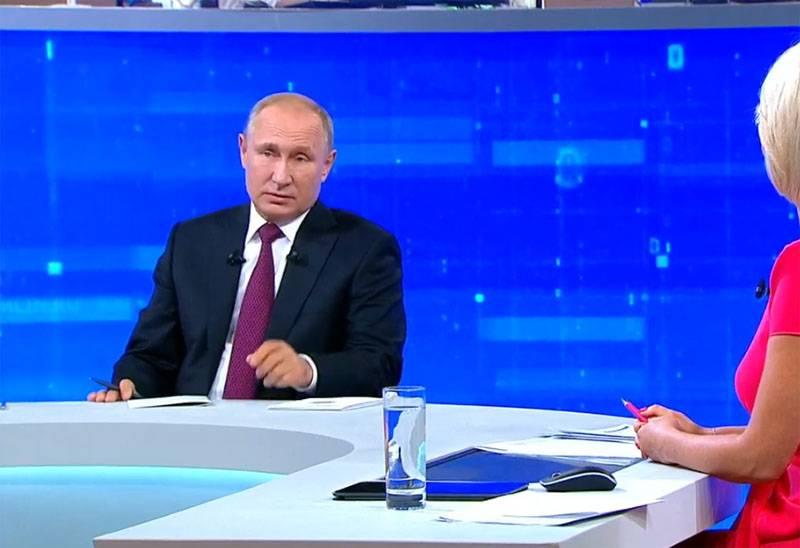 ВКремле начали готовить поручения по результатам прямой линии сПутиным