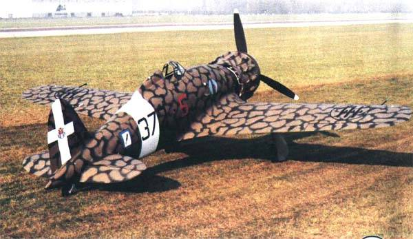 "Combat aircraft. ""Macchi"" Mario Castoldi: such as they were"