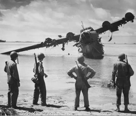 Операции японских тяжёлых летающих лодок на Тихом океане