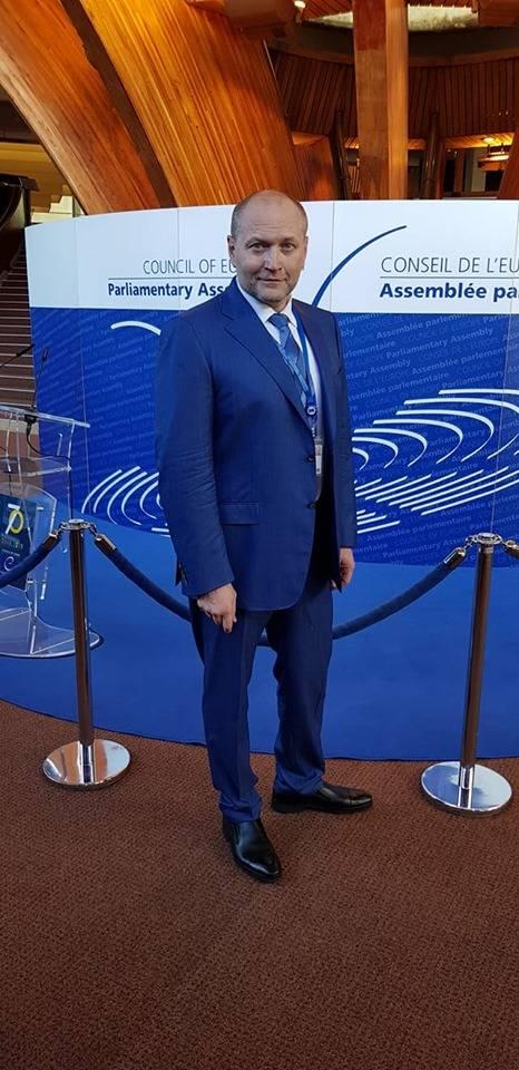 Украина приостанавливает участие в сессии ПАСЕ: Мы не видим себя в одном зале с россиянами