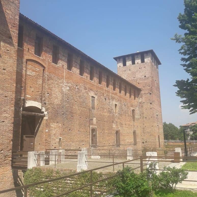 इटैलिक शहर की दीवार