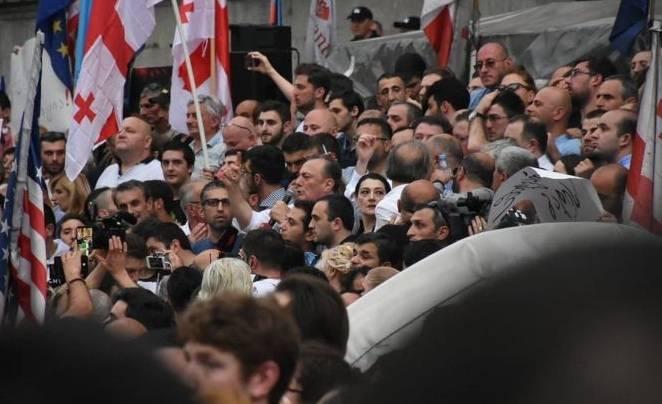 Грузинский национализм. И повторится всё, как встарь