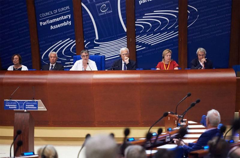 Словацкая делегация уличила делегацию Украины во лжи на сессии ПАСЕ