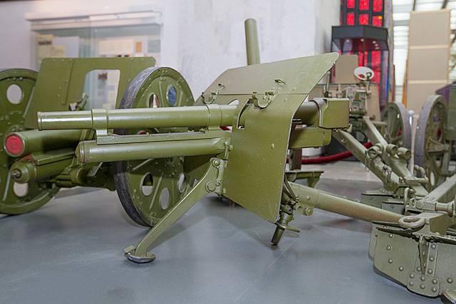 第二次世界大戦における日本の対戦車砲