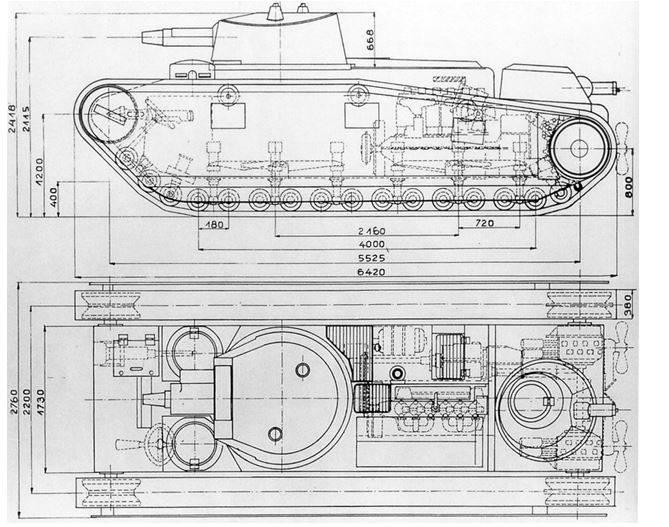 इंटरवार अवधि में जर्मनी के प्रकाश टैंक