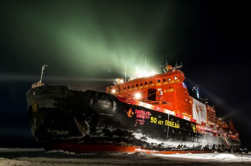 Северный морской путь. Масштабное строительство и союзники России