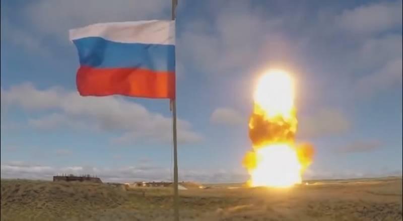 Испытания российской противоракеты в зарубежной прессе