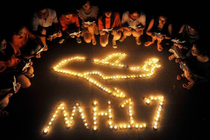 В Голландии заявили о готовности назвать имена виновных в катастрофе MH17