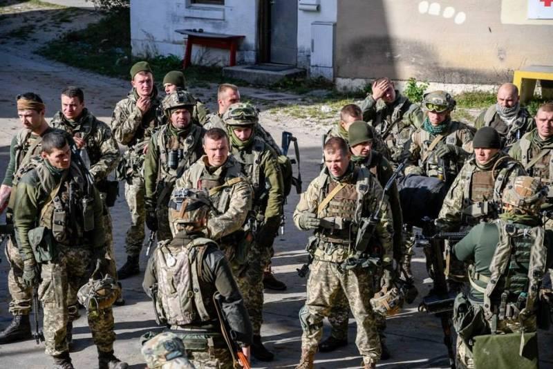 В ЛНР заявили о расстреле пьяным офицером ВСУ своих подчинённых