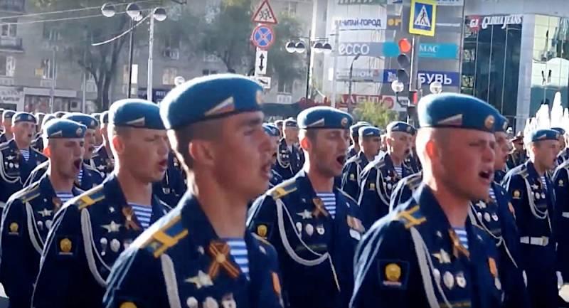 В ВДВ возродят 104-ую гвардейскую дивизию