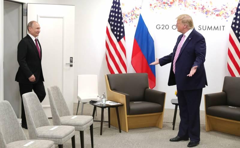 В США комментируют позитивную реакцию Трампа на приглашение на 75-летие Победы в Москву