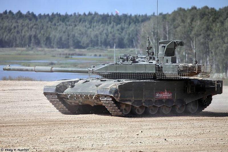 UVZはT-90AタンクをT-90Мのレベルに近代化するための契約を受けました