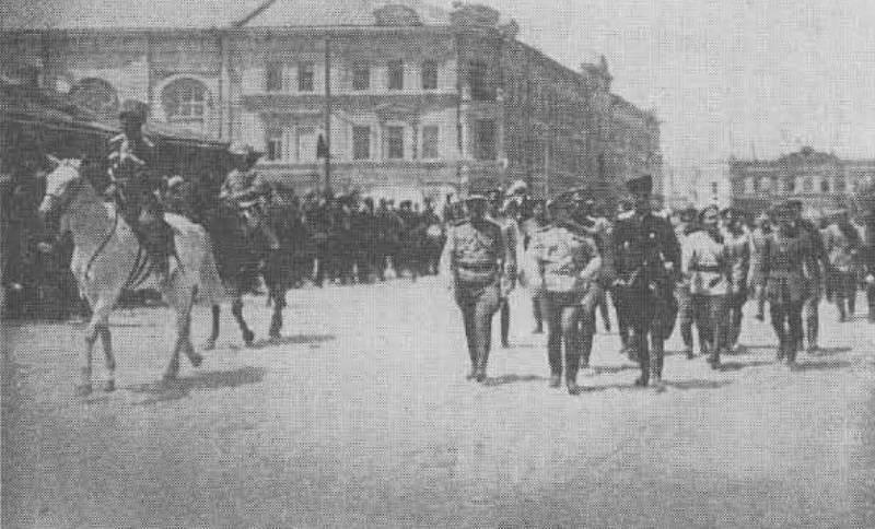 मास्को अभियान सेना डेनिकिन
