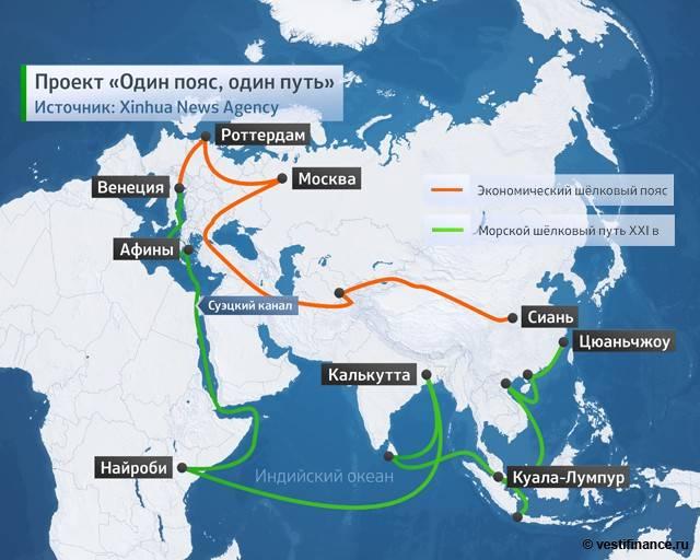 Холодная китайская угроза Америке и окно возможностей для России
