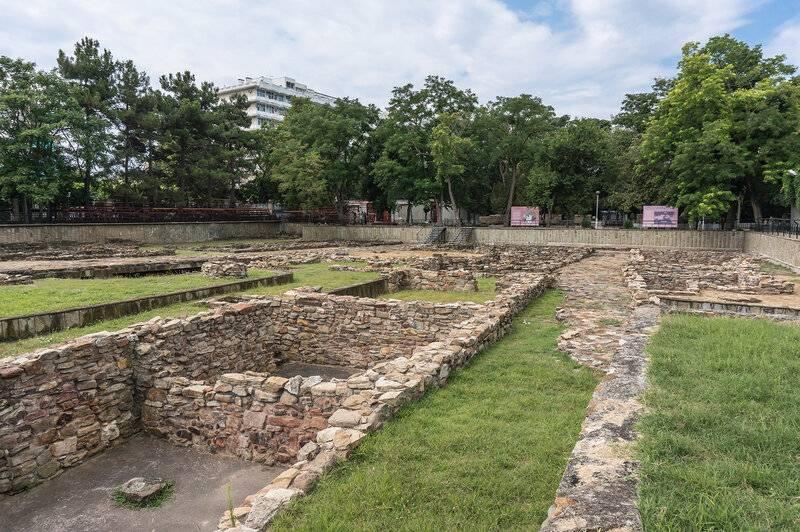 Анапа. Османское крепостное прошлое