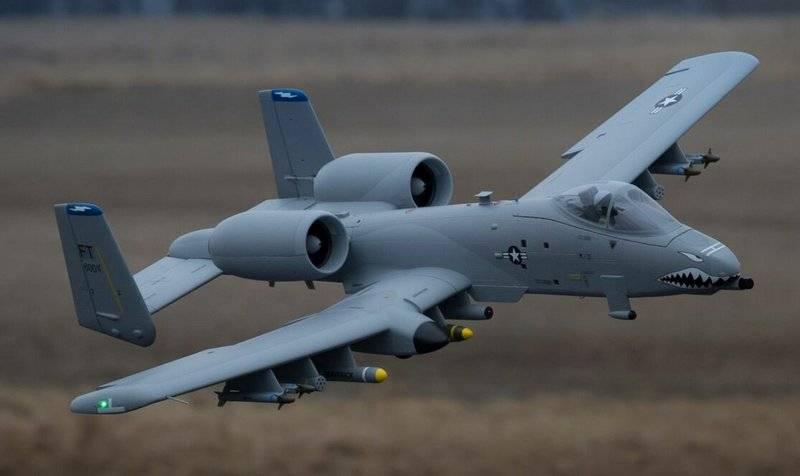 """美国攻击机""""炸弹""""在邻国"""