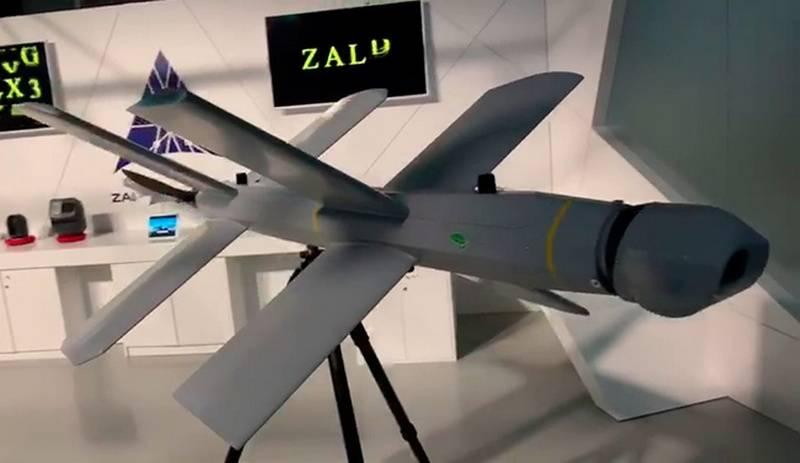 Kalashnikov Concern completes trials of Kamikaze drones Lancet and KYB