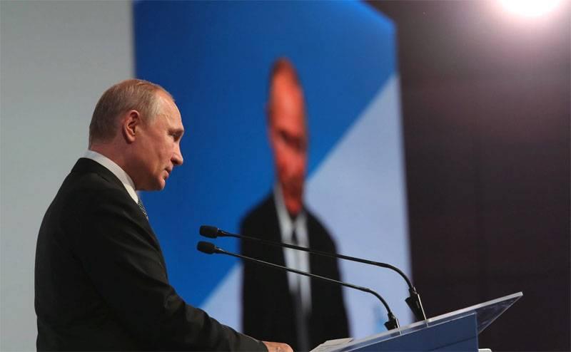 Путин требует отменить указ Порошенко облокаде Донбасса