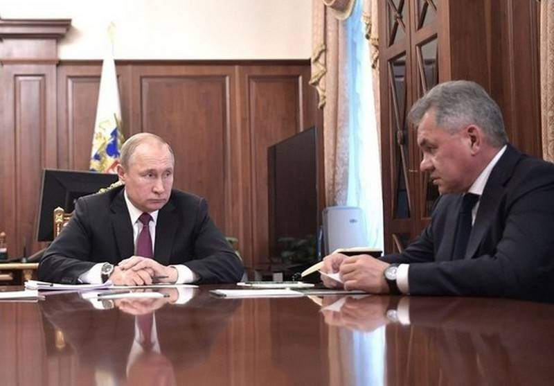 Shoigu: the fire started in the battery compartment, as-31