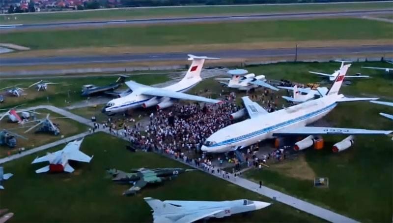 Konstantin Semin falou sobre a degradação da indústria aeronáutica no espaço pós-soviético
