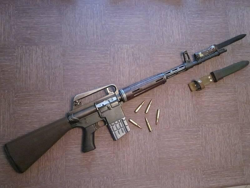 Silah üreticileri AR-10'ten AR-15 ve ötesine