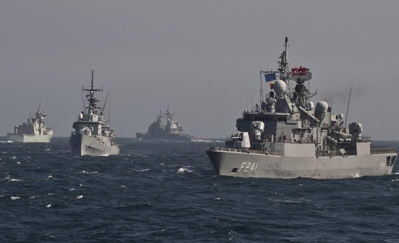 В Чёрном море - учения НАТО, а в Очакове - новый оперативный центр ВМСУ