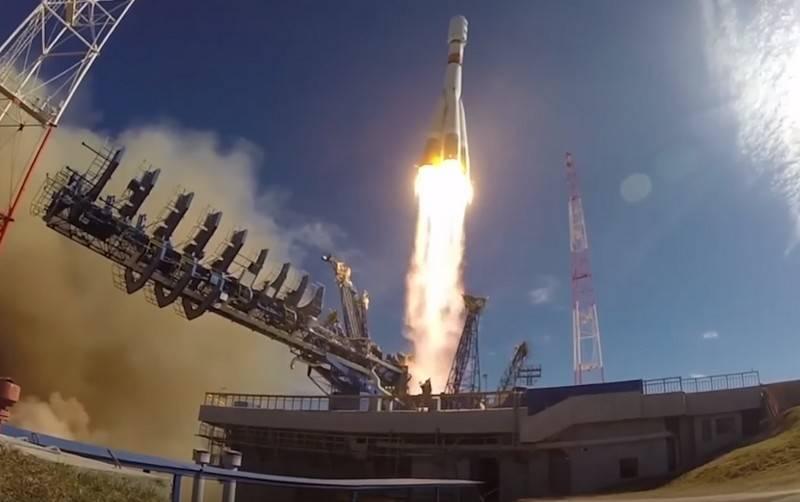 Орбитальная группировка ВКС РФ пополнилась четырьмя спутниками