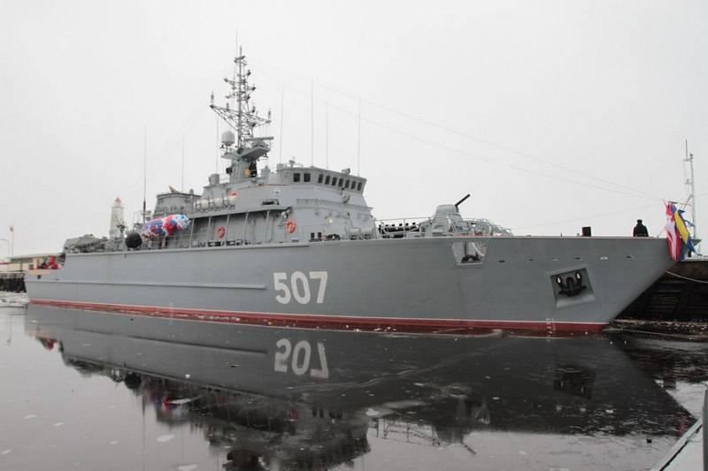 """O projeto do minasfluxo 12700 """"Alexandrite"""" receberá novos barcos sem tripulação"""