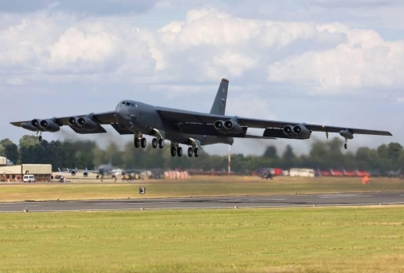 Strategic bombers b-52 will receive a new radar AFAR