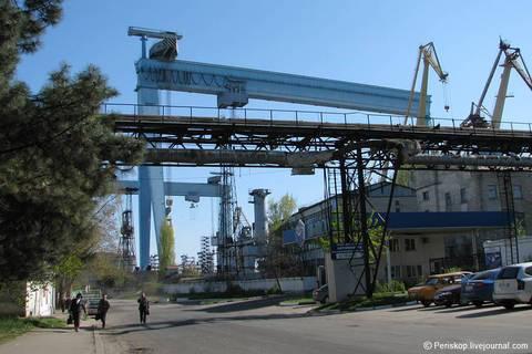 """Атомный, тяжёлый, авианесущий. АТАКР проекта 1143.7 """"Ульяновск"""""""