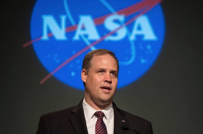 O chefe da NASA explicou por que os astronautas americanos não pousaram na Lua e em Marte