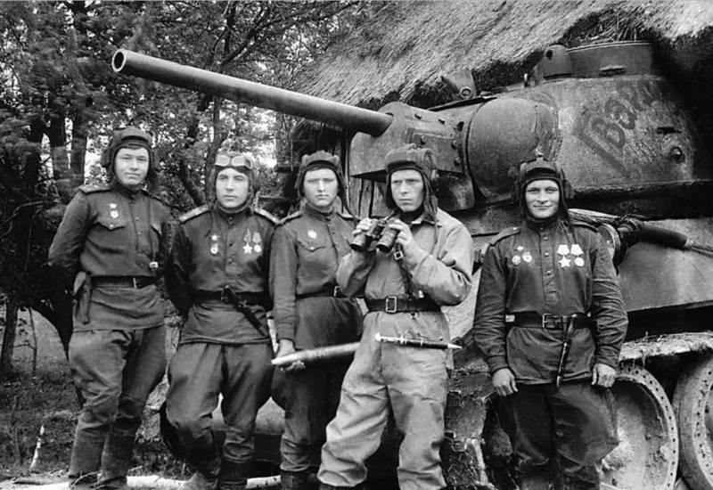 """Разгром группы армий """"Северная Украина"""""""