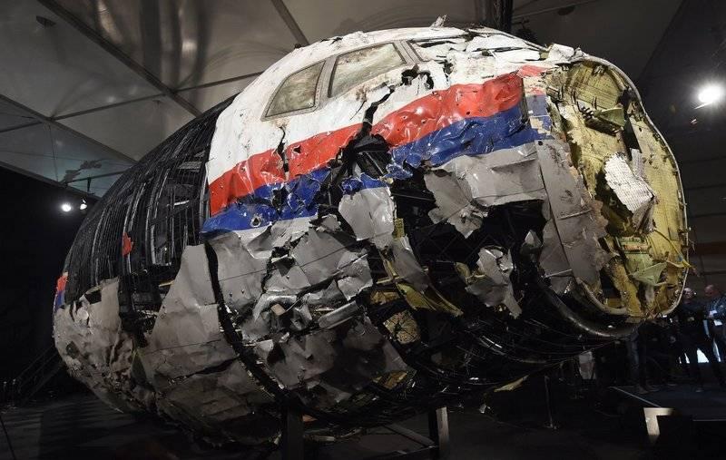 Брюссель призвал Москву взять ответственность за сбитый Boeing на себя