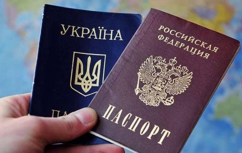 Poutine simplifie l'obtention de la citoyenneté russe pour tous les résidents du Donbass