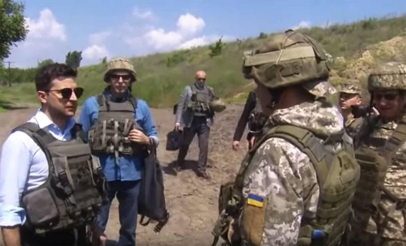 Советник Зеленского: Президент может отдать приказ держаться за каждую пядь земли