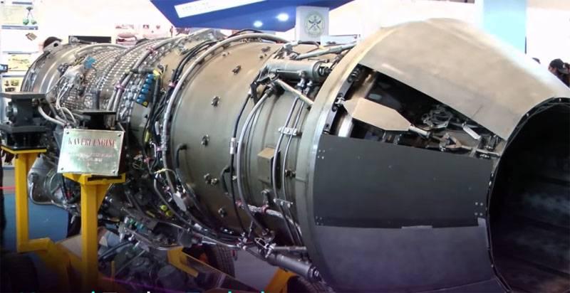 Índia está à espera de ajuda da França em motores Kaveri, inclusive para o Su-30MKI
