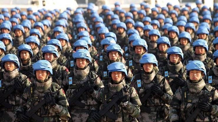 Über Chinas Friedenssicherung