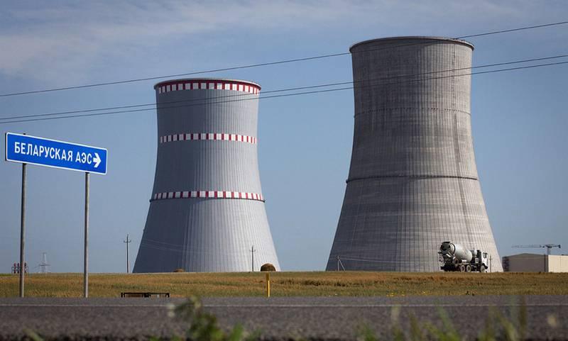 "Vilnius called BelAES under construction ""main threat"" for Europe"