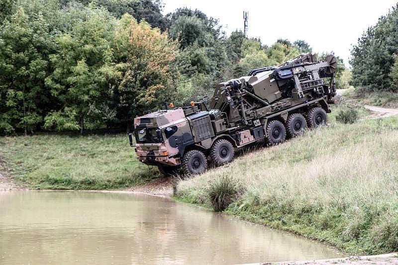 सैन्य ट्रक। Rheinmetall MAN सैन्य वाहन उत्पादन का विस्तार करते हैं