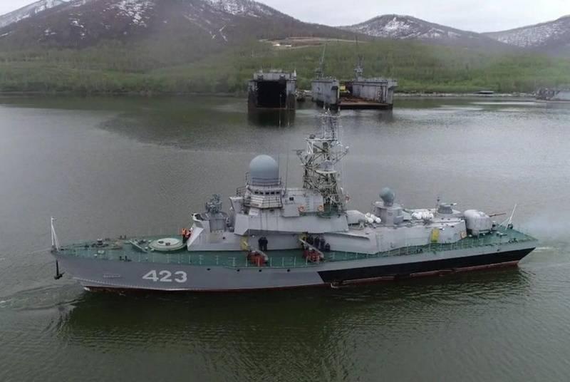 """МРК проекта 1234 """"Овод"""" получат новую станцию радиоэлектронной разведки"""