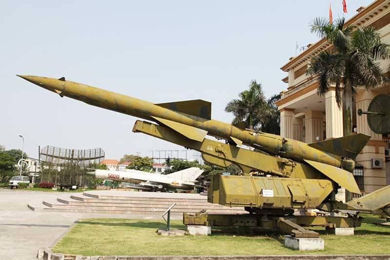 Зенитно-ракетные системы советского и российского производства как основная угроза американской боевой авиации