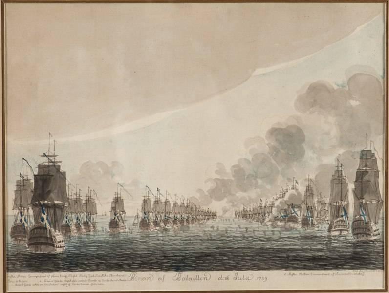 Bataille navale d'Åland