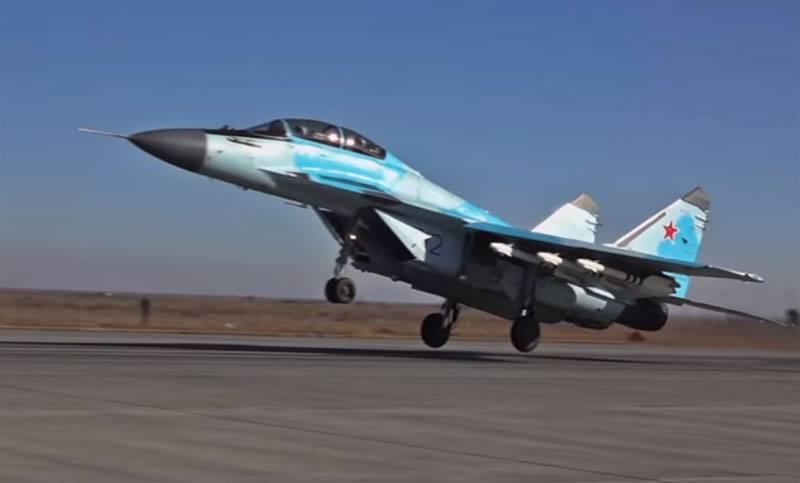 Na Índia, eles anunciaram um aumento nas chances do MiG-35 na luta pelo concurso