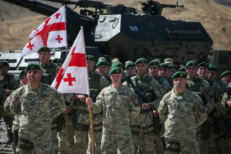 Georgia started the exercises of NATO and partners Agile